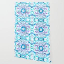 Lacy Mandala Wallpaper