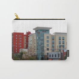 Architecture In Wilmington Carry-All Pouch
