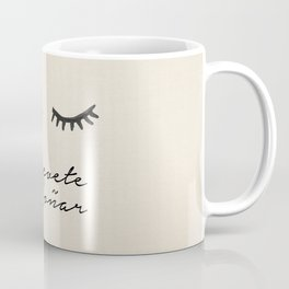 Soñar Coffee Mug