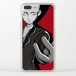 Soejima Style Clear iPhone Case