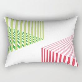 Rhetorical behaviour Rectangular Pillow
