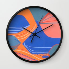 Zeppelins Wall Clock
