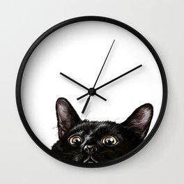 What's Up, Buddy Wall Clock