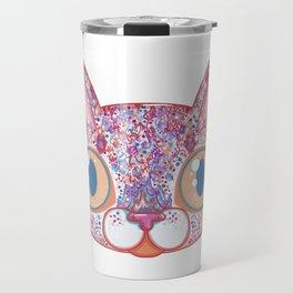 Chromatic Cat I Travel Mug