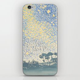 Landscape with Stars by Henri-Edmond Cross 1905–1908, French iPhone Skin