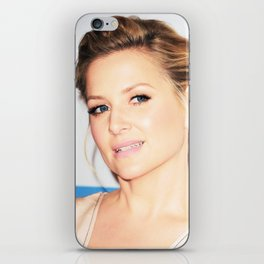 Jessica Capshaw iPhone Skin