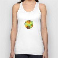 earth Tank Tops featuring Earth by Creative Brainiacs