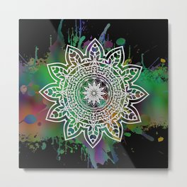 Astra Psychedelica Metal Print