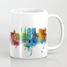 Strasbourg France Skyline Coffee Mug