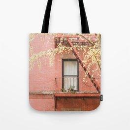Brooklyn Fall Tote Bag