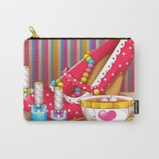 Tea Lovely Carry-All Pouch