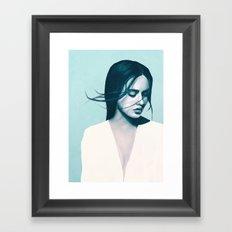 Sugar Framed Art Print