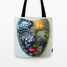 What do you show the world? Tote Bag
