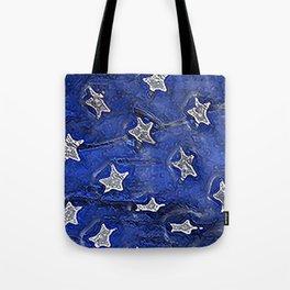 Stars and No Stripes Tote Bag