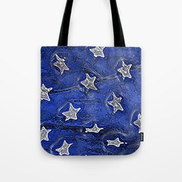 Stars and No Stripes Tote Bag