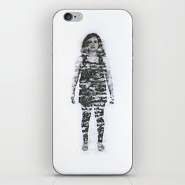 Here I am iPhone Skin
