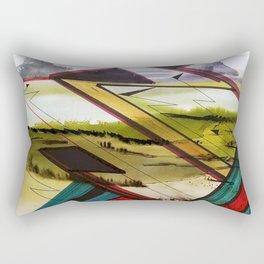 EL GOLF PARA NOVATOS Rectangular Pillow
