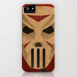 Casey Voorhees iPhone Case