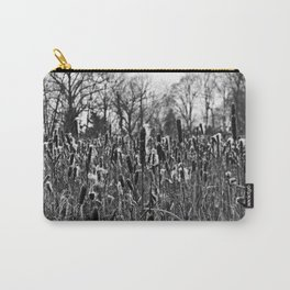 Winter Poetry of the Grasses Carry-All Pouch