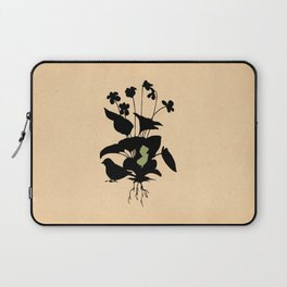New Jersey - State Papercut Print Laptop Sleeve
