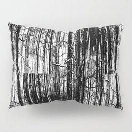 Forest Winter Pattern Pillow Sham