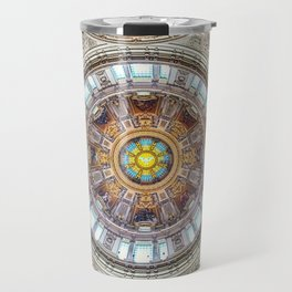 Cathedral Dome Ceiling, Berlin Travel Mug