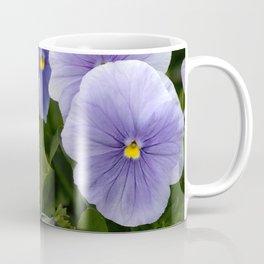 Pansy Mauve Coffee Mug