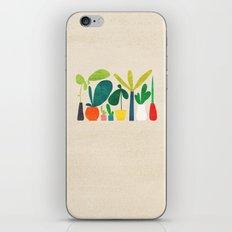 Greens iPhone & iPod Skin