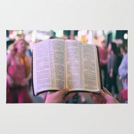 Street Preaching Rug