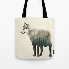I am a Forest Tote Bag