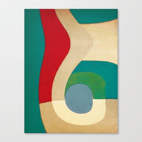 Nanã Canvas Print