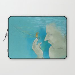 Lend Me Your Mind Laptop Sleeve