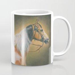 Pinto Trail Horse Coffee Mug