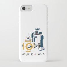 Droid Friends iPhone 7 Slim Case