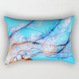 Pacific Sea Nettle Rectangular Pillow