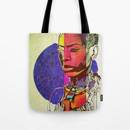 Royal Badu Tote Bag