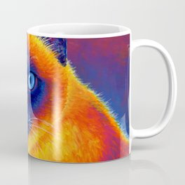 Jewel of the Orient Siamese Cat Coffee Mug
