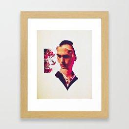 FlowerGuise Framed Art Print