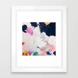 Rue Framed Art Print