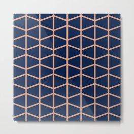 The texture of my doors #607 Metal Print