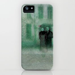 The Monster Series (1/8) iPhone Case