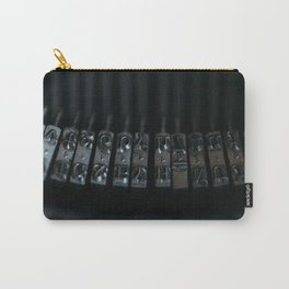 Rods old typewriter Carry-All Pouch