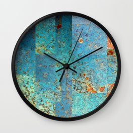 Metal Mania 2 Wall Clock