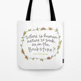 Bookstore Tote Bag