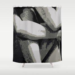 folds Shower Curtain