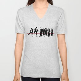 Reservoir Brothers Unisex V-Neck