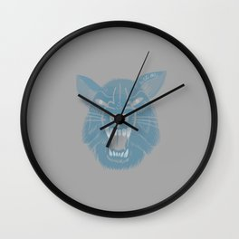 Big Bad Wall Clock