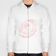 Red Dots Hoody