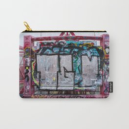 Making Your Mark on the Williamsburg Bridge Carry-All Pouch