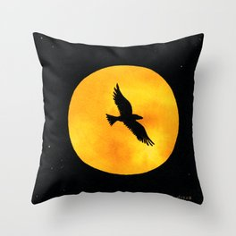 Harvest Moon 3 Throw Pillow